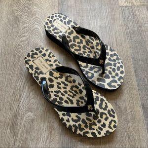 • Kate Spade Cheetah Sandals•